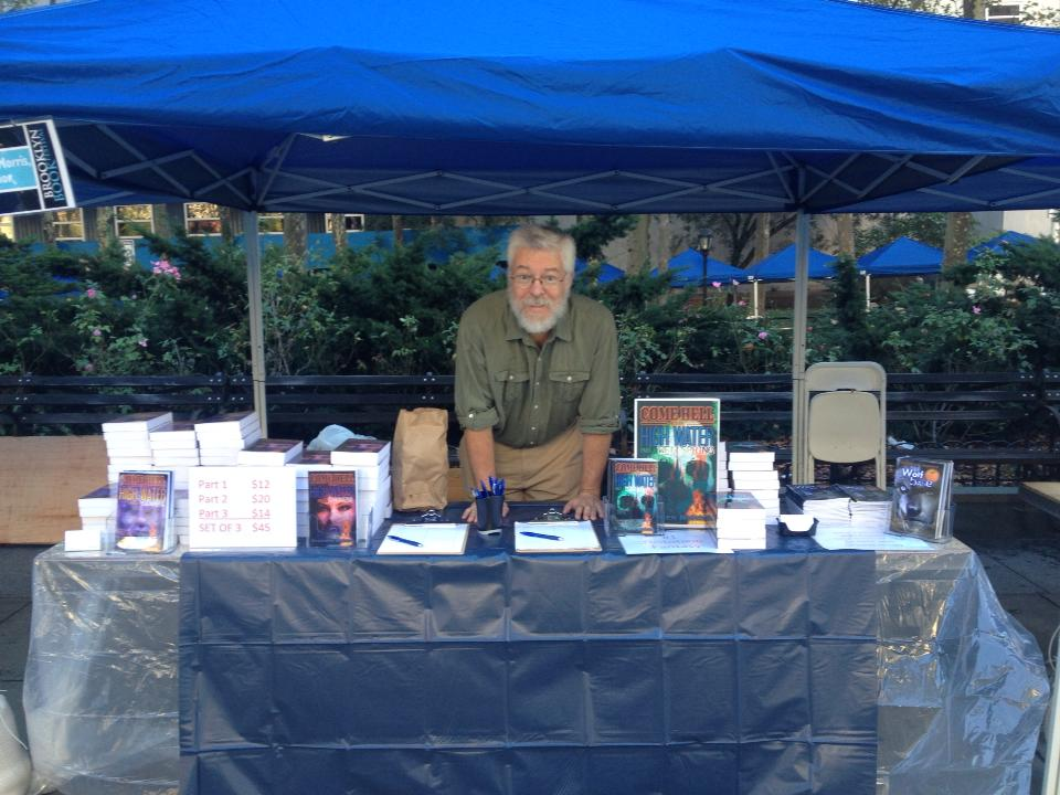 Author at booth 2