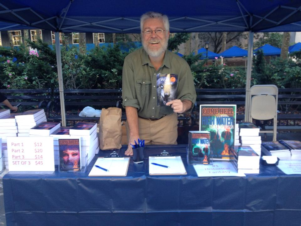 Author at booth