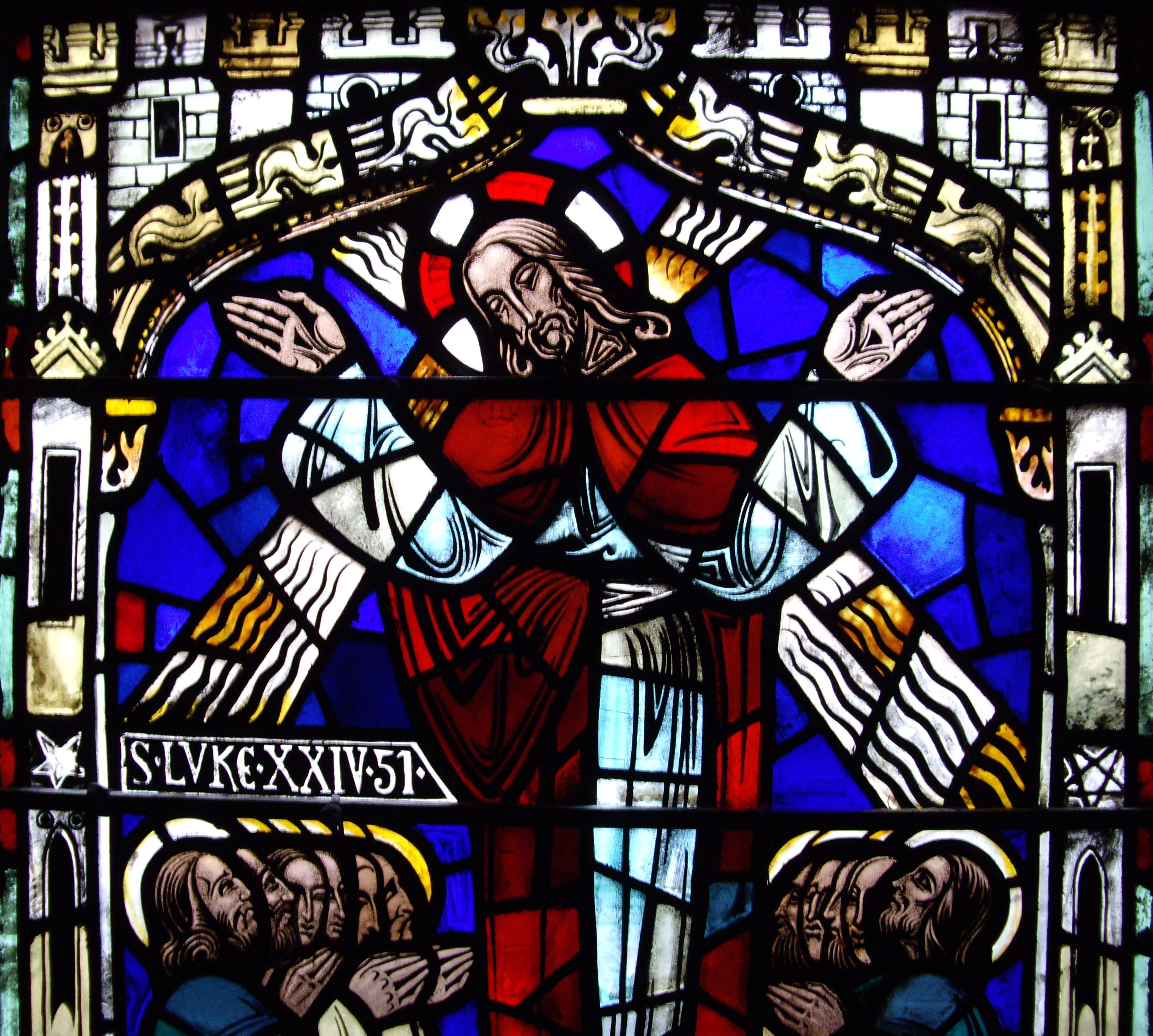 Ascension Day, celebrated on the 40th day after Easter, is always a Thursday and marks the last post-Resurrection appearance of Christ to the apostles.