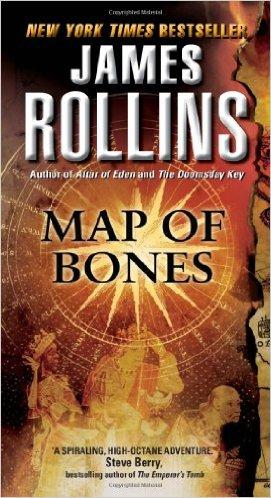 Map of Bones Cvr