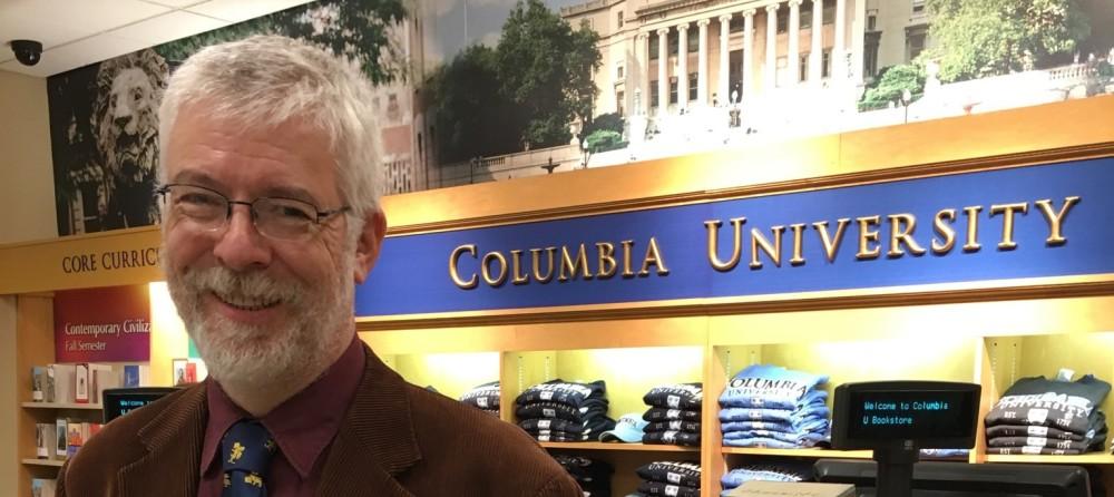 Stephen Morris, author